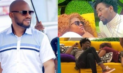 Yul Edochie And Big Brother Housemates