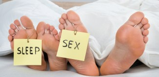 Sleep sex
