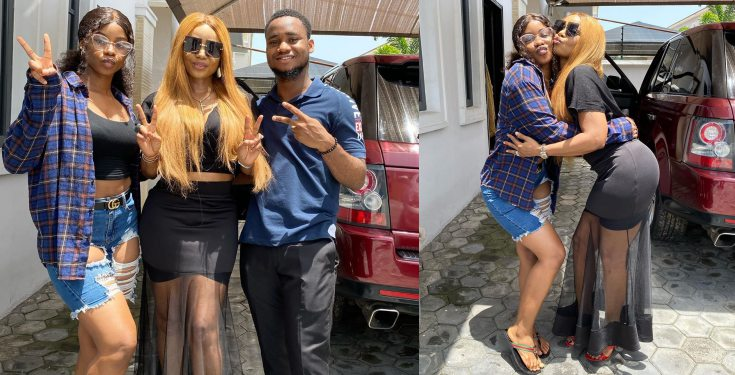 Iyabo Ojo celebrates single mums and dads, tells them to stay strong