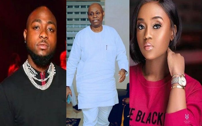 Davido's Father Settles Davido and Chioma's Relationship Crisis [See Details]