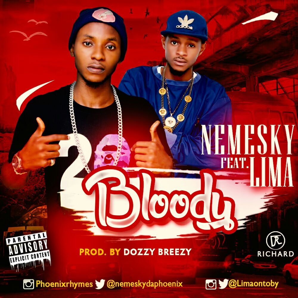 Nemesky ft Lima – Bloody Mp3 Download Audio