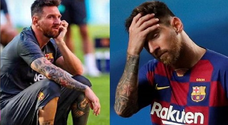 Messi's New Deal At Man City Would See Him Earn N153m Per Day, N4.5bn Per Month