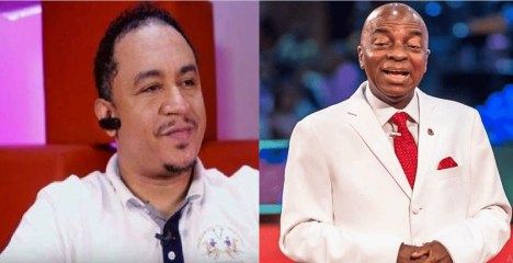 """Daddy Freeze Finally apologise to Oyedepo for calling him a """"bastard"""" and a """"bald headed fowl"""""""