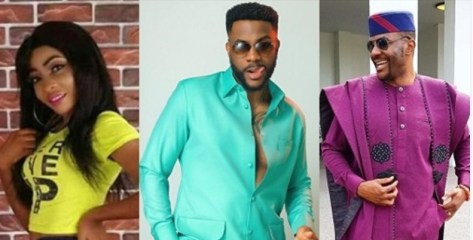 Nigerian Lady reveals she lost her relationship of eight years because of Ebuka