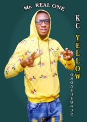KC YELLOW – MR REAL ONE