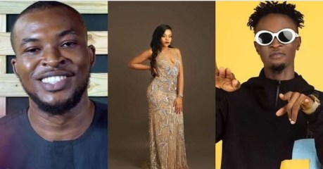 Eric jealousy comment on laycon and lilo secret love affair (Video)