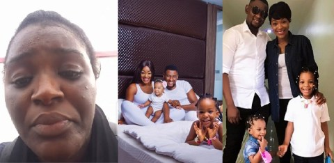 Chacha Eke allegedly rushed to hospital in an ambulance following marriage crisis