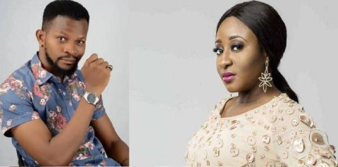 Stop advertising your man not all of your friends are happy for you – Uche Maduagwu blast Ini Edo