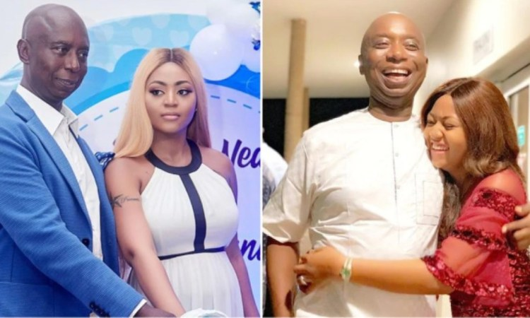 """""""I Don't Believe In Dating Anyone To Marry Them"""" – Ned Nwoko Reveals He Never Dated Regina Daniels Before Marrying Her (Video)"""