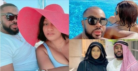 More photos and videos from Williams Uchemba and Brunella's honeymoon in Dubai & Cape Town