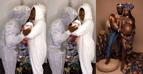 Comedian Craze Clown and fiancée welcome a baby Girl [Photos]