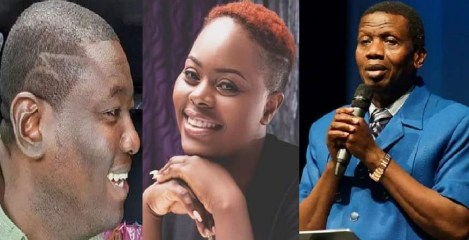 """""""if any pastor complain about my tint hair, we go break bottle"""" – Pastor Adeboye's Son, Leke And Wife Cause Stir On Social Media Over 'Worldly' Haircut [Photos]"""