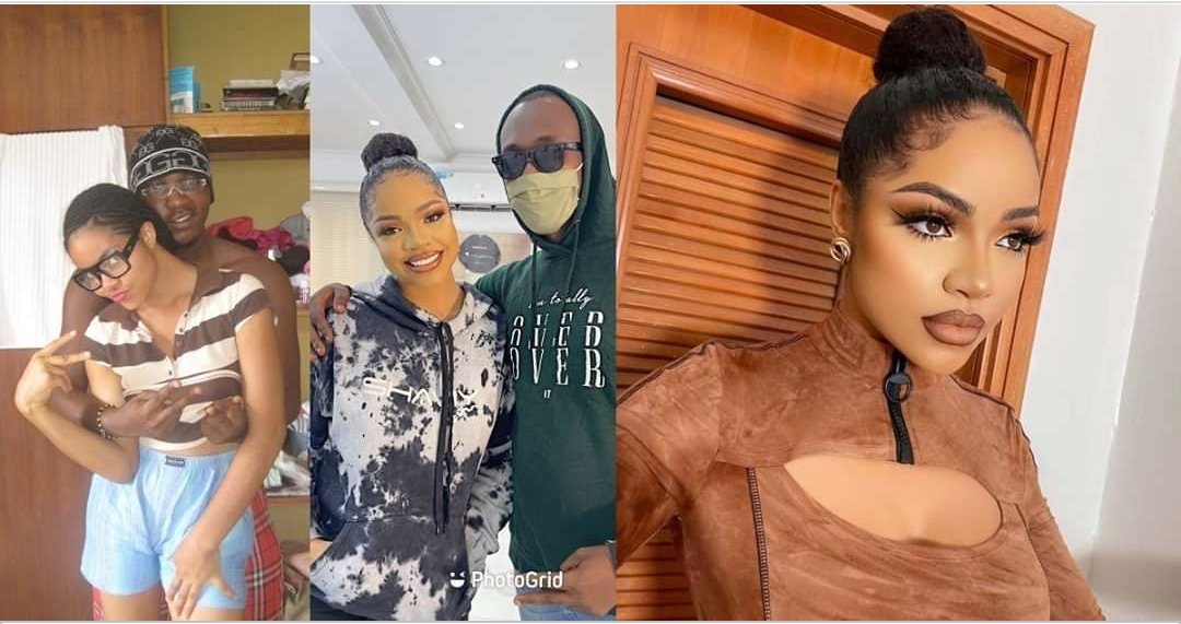 """Stop lying about your age"""" – Fans tell Nengi after she shared a photo of herself as a 12-year-old"""