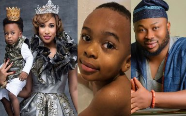 May Lord Honor Your Mum – Olakunle Churchill Prays For Tonto Dikeh As He Celebrates King Andre