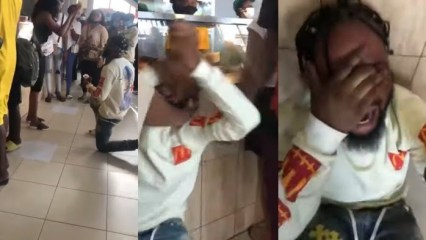 I Exchanged My Manh00d for Money to Please my girlfriend, Now She Has Rejected my Marriage Proposal – Man Cries out (video)