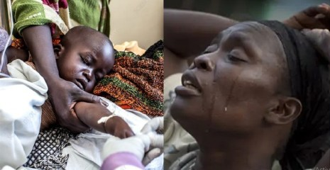 3-year-old dies after mother absconded with N3m donated for her brain surgery