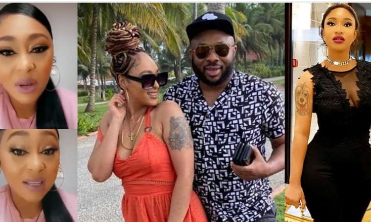 We dey recycle ourselves, I chop your own, u chop another alive, only few be tear rubber - Rosy Meurer Blast Tonto Dikeh