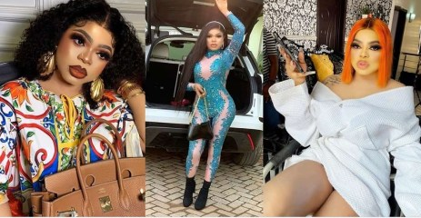 """""""Una no go rest for this Instagram"""" – Bobrisky says as he reveals plans to undergo butt-enlargement surgery before his 30th birthday"""