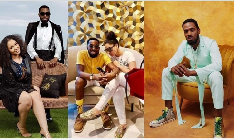 """""""I'm born again, when I said Jesus is the koko, I meant it"""" – D'Banj professes his faith during church service he attended with his wife"""