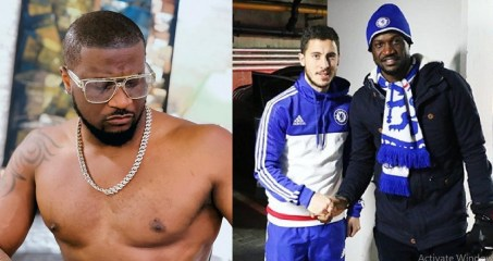 """""""I am N48M richer"""" – Peter Okoye rejoices after winning bet following Chelsea's victory"""