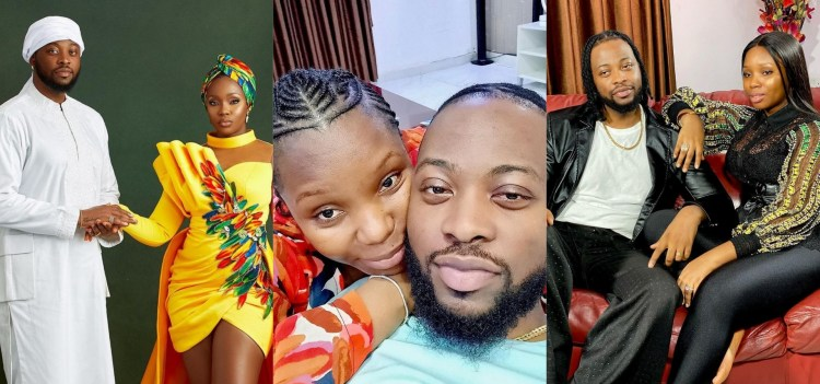 """""""I will consistently pick you"""" – BamBam praises husband , Teddy A on his birthday (Video)"""