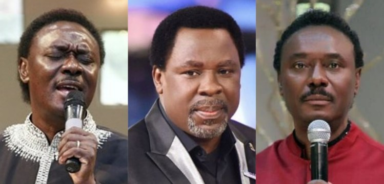 The wizard is dead - Rev. Chris Okotie Rejoices Over The Death Of TB Joshua