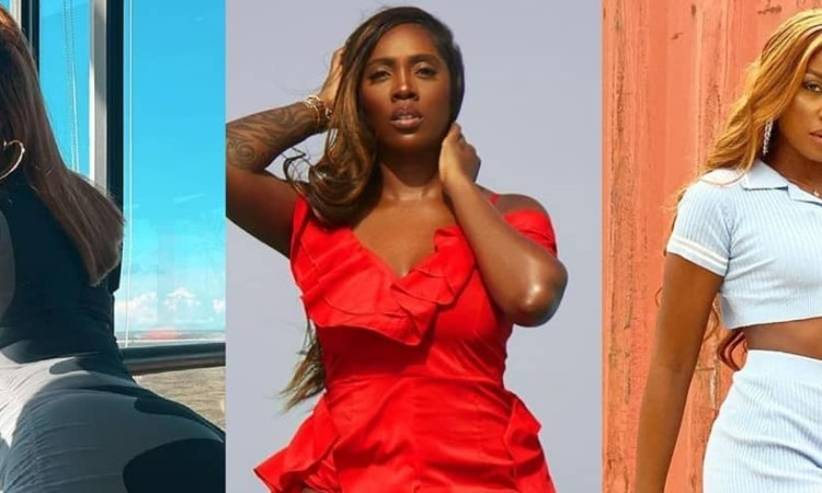 Watch The Horrible Things Seyi Shay And Victoria Kamani Did To Tiwa Savage That Got Her Angry (Videos)