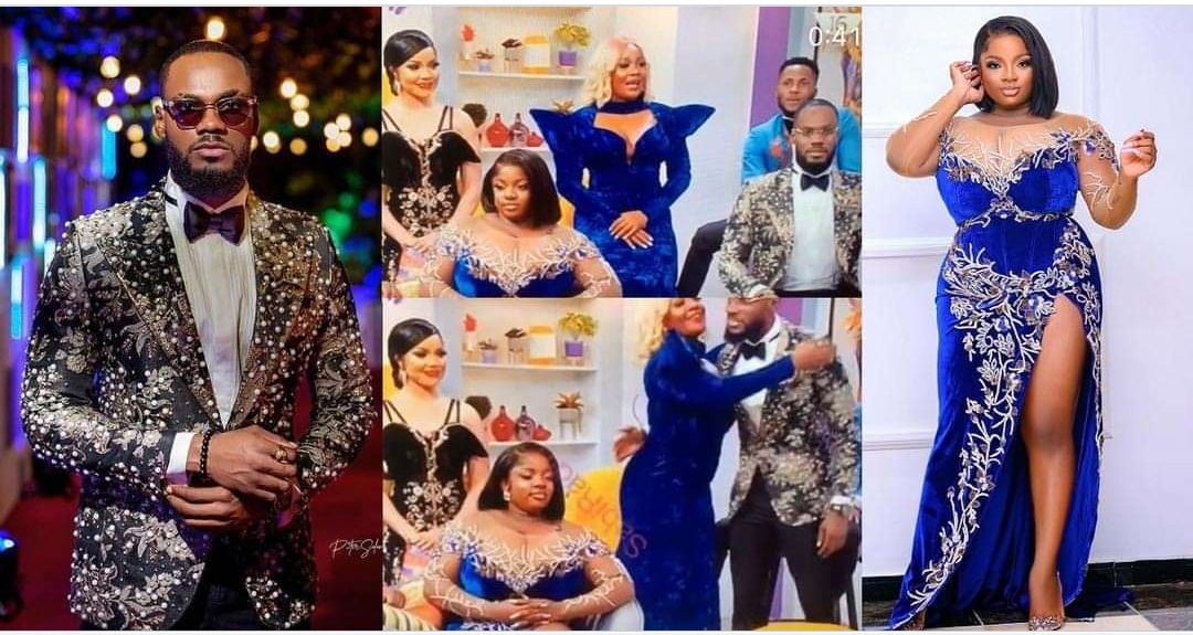 Watch The Horrible Moment Dorathy Was Ignored By Prince As He Greets Other Housemate (video)