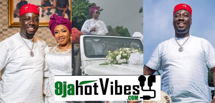 Checkout The Full List Of Successful Businessmen Donations At Obi Cubana's mum's burial (see the list)