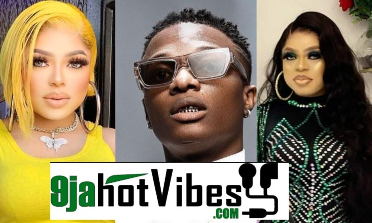 Wizkid is The Only Guy I Am Tripping For,The day I will talk to him ehnnn I will definitely cry - Bobrisky Makes Shocking Confession