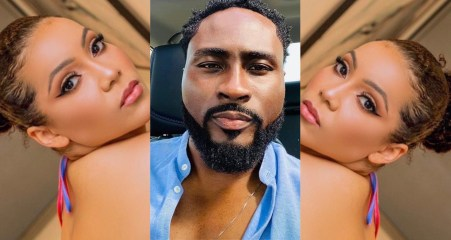#BBNaija: Maria stroked my gbola while I f*ngered her from the back – #BBNaija2021 Housemate Pere narrates 'freaky' moment with Maria, how they touched each other's 'inner underwear' (video)