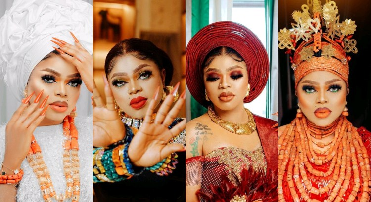 """I'm An Exclusive Ashewo, I Work For Only Billionaires"""" – Bobrisky Brags"""