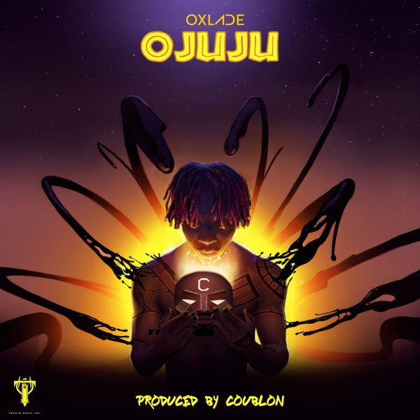 """Oxlade commence his music campaign for the year with a new single titled """"Ojuju""""."""