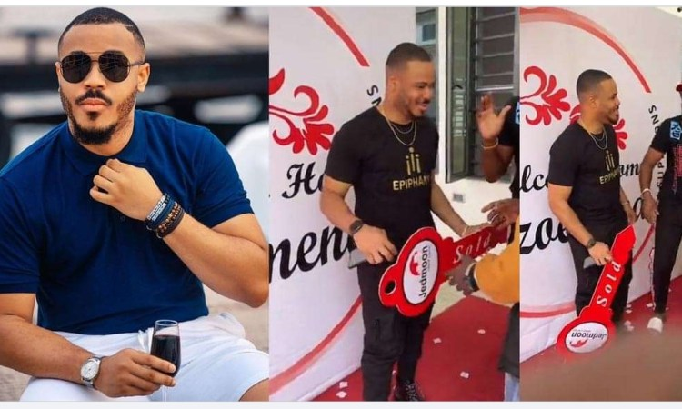 Ozo receives a house as birthday gift from his loyal fans