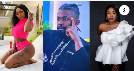 #BBNaija: I cannot have s€x with Michael, he's not my type Anymore , he is not a father figure for my Son -#BBNaija2021 Housemate Jackie B Reveals (video)