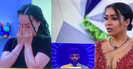 #BBNaija: Viewers react to surprising eviction of Maria from Big Brother house