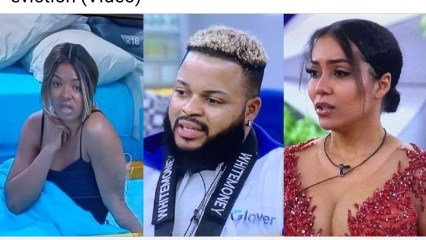 """#BBNaija: """"Whitemoney predicted that the least expected housemate will be evicted"""" — #BBNaija2021 Housemate Liquorose reveals after Maria's shocking eviction (Video)"""