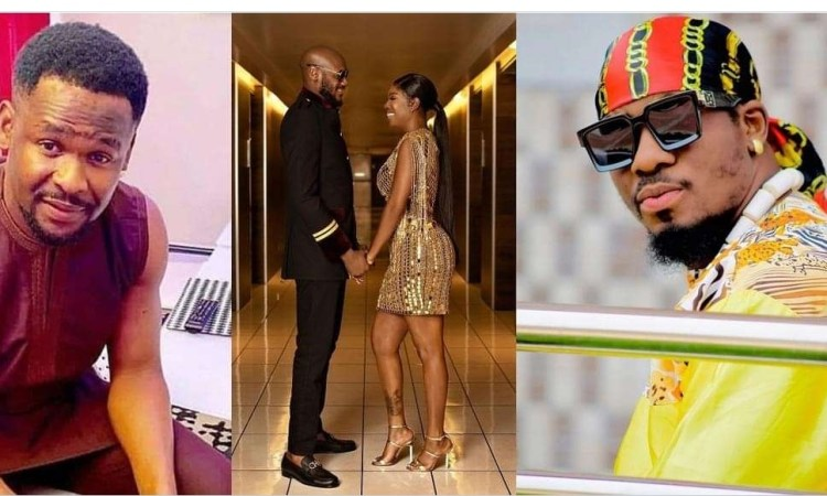 Zubby Michael and Junior Pope criticize Annie Idibia for bringing her marital problem to social media