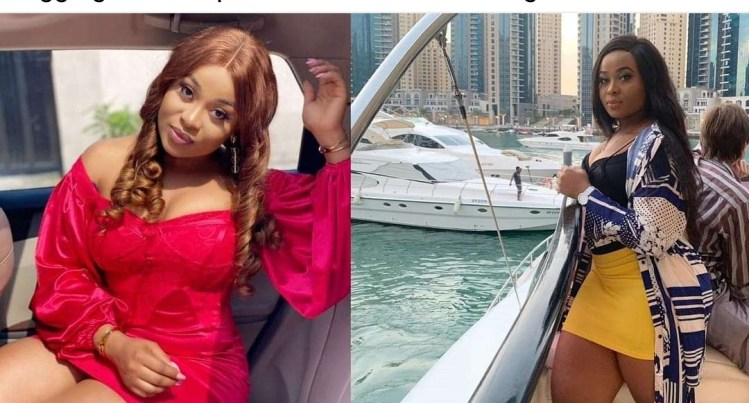 """""""Trust me, my own marriage will work"""" — Actress Inem Peter replies people tagging her to 'failed marriages' posts"""