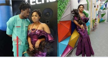 """#BBNaija: """"Boma and I played a script. We are good actors. My husband is a bad guy. He'll understand"""" – #BBNaija2021 Housemate Tega tells Ebuka after her eviction"""