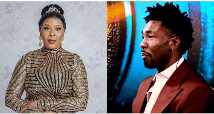 """#BBNaija: """"I expected you to be among Top 5 but you decided to eat the forbidden apple"""" - Actress Tricia Eseigbe slams Boma"""