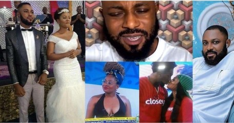 """""""I feel broken, I can't even leave my house because of what people have been saying"""" — Tega's Husband speaks (video)"""