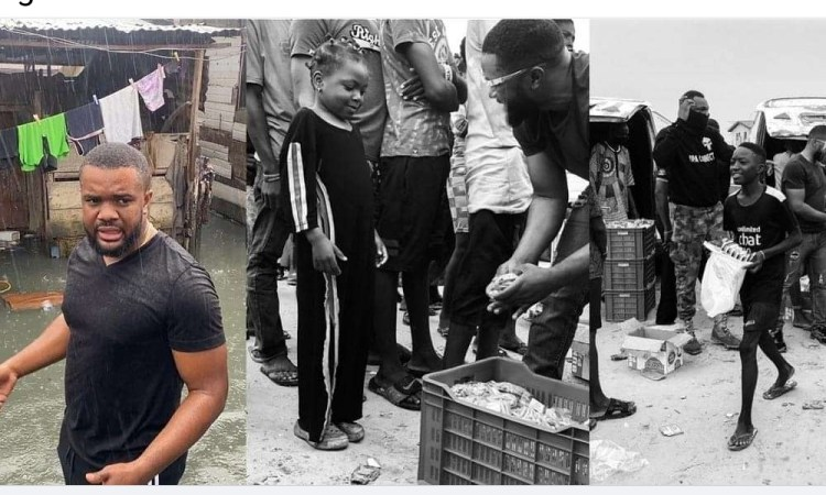God gave me a message to free people from poverty in Nigeria — Actor Williams Uchemba