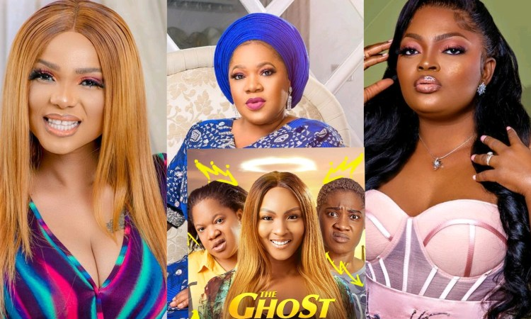 Iyabo Ojo Blast Funke Akindele over poor rating of Toyin Abraham's Ghost and the Tout