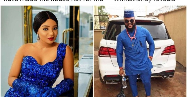 She makes me feel like a man – White Money speaks on relationship with Queen (Video)