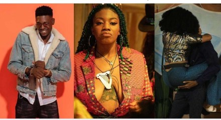 #BBNaija: Former housemate, Sammie reacts after Angel said he told her that 'Emmanuel and Liquorose had s*x'