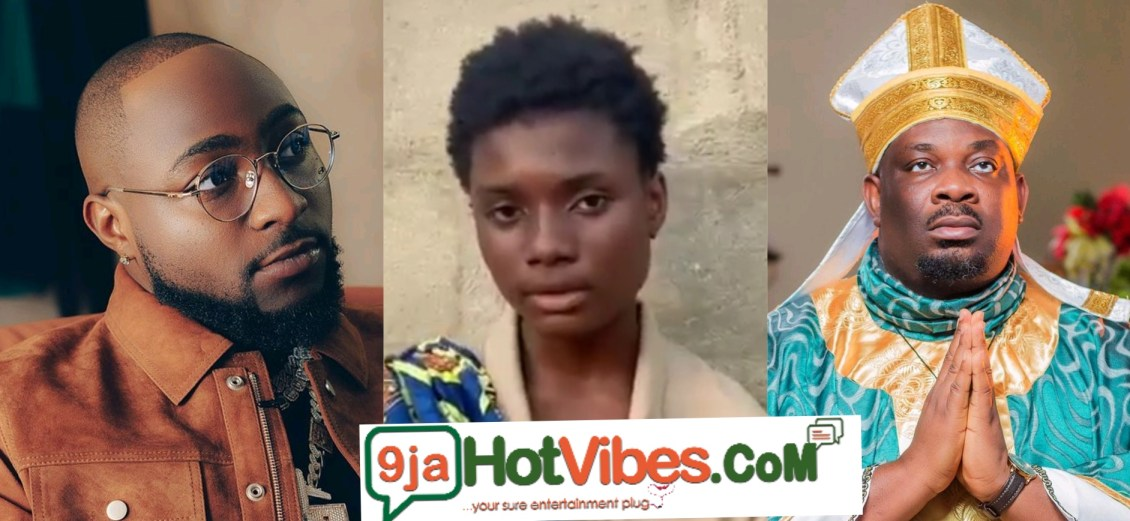 Salle Thanks Davido, Don Jazzy, Tunde Ednut And Other Celebrities For Making Her Dreams Come Through (video)