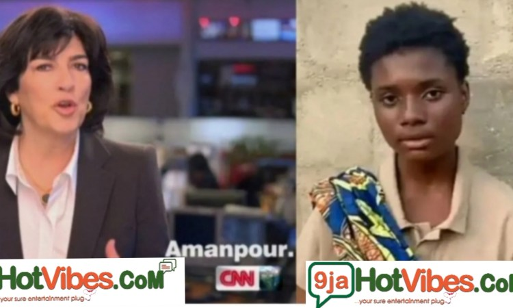 Nigerian Top Record Labels Battle To Sign 17-Year-Old Talented Singer Salle, Get Invited For An Interview By CNN