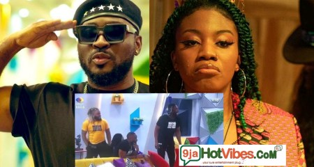 #BBNaija2021: Watch the Housemates reaction when they saw Angel And Pere Back Into The #BBNaija House (video)