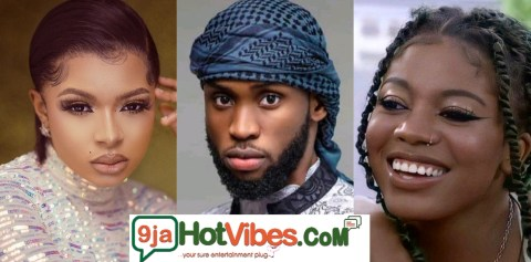 #BBNaija: Watch The Video Of Emmanuel Leaving Liquorose To Go And Grab Angel Ass (Video)